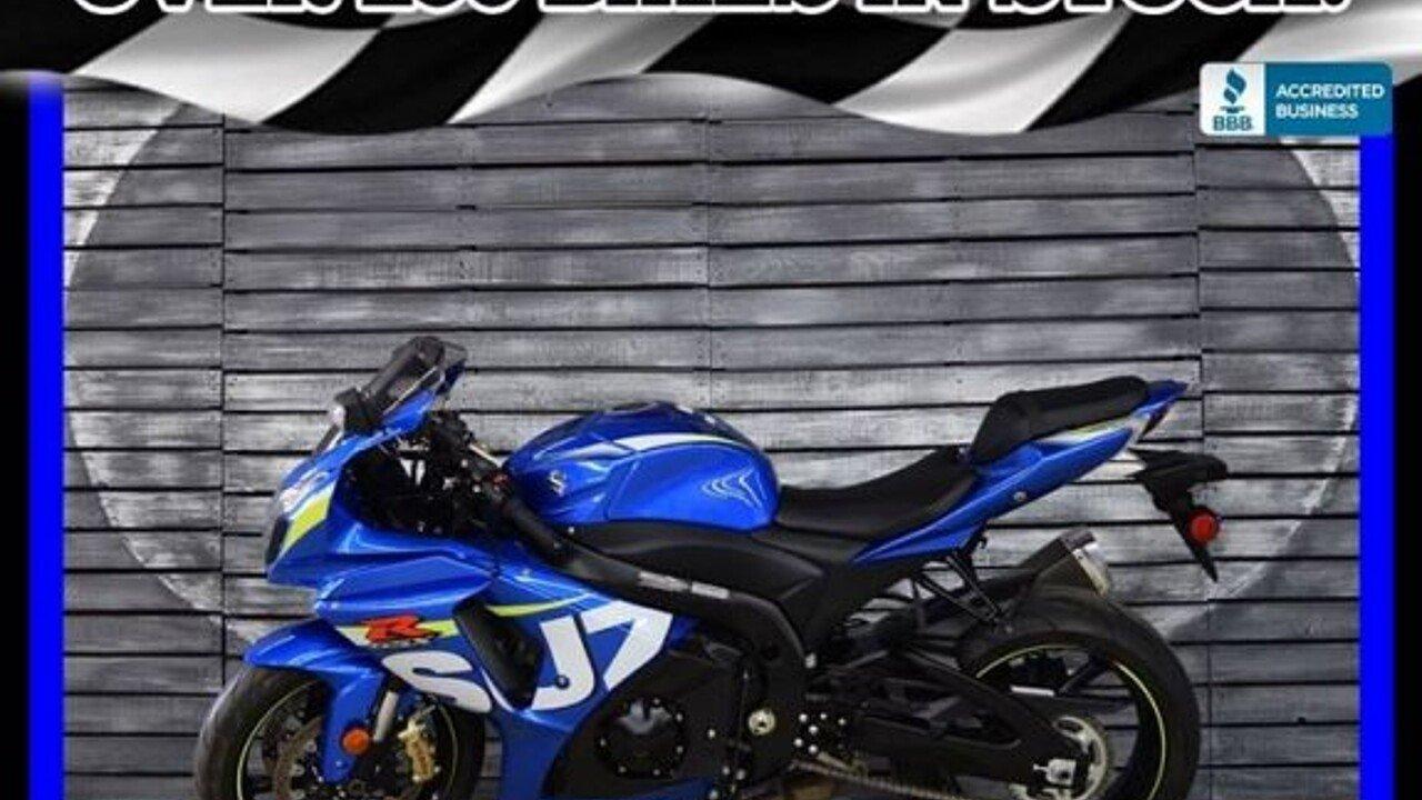 2015 Suzuki GSX-R1000 for sale 200449721
