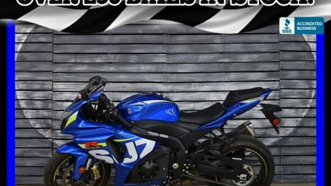 2015 Suzuki GSX-R1000 for sale 200518756