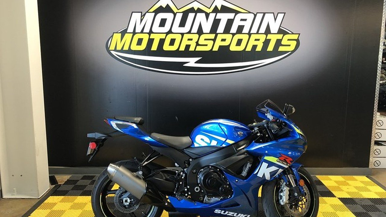 2015 Suzuki GSX-R600 for sale 200593334