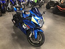 2015 Suzuki GSX-R600 for sale 200560210