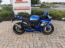 2015 Suzuki GSX-R600 for sale 200612967