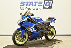 2015 Suzuki GSX-R600 for sale 200621349