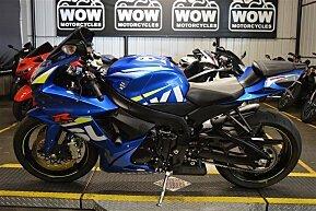 2015 Suzuki GSX-R600 for sale 200625273