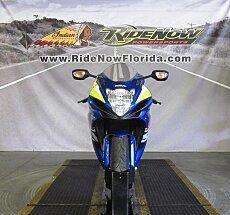 2015 Suzuki GSX-R600 for sale 200630408