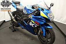 2015 Suzuki GSX-R600 for sale 200645402