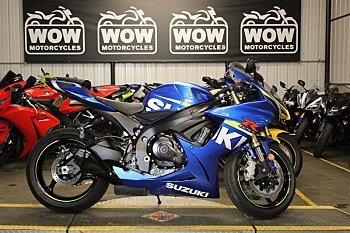 2015 Suzuki GSX-R750 for sale 200525625
