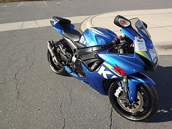 2015 Suzuki GSX-R750 for sale 200548399