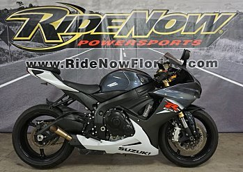 2015 Suzuki GSX-R750 for sale 200570101