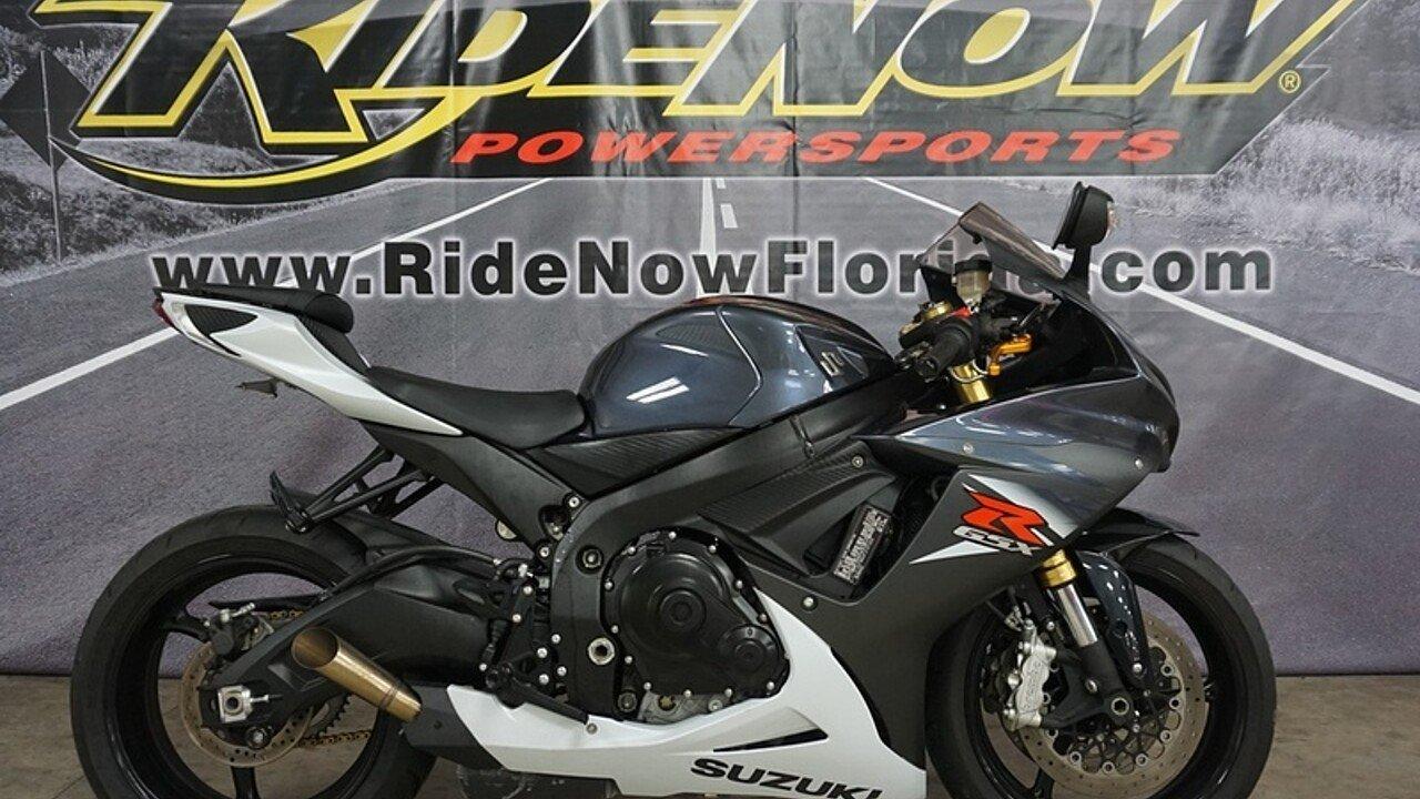 2015 Suzuki GSX-R750 for sale 200570101