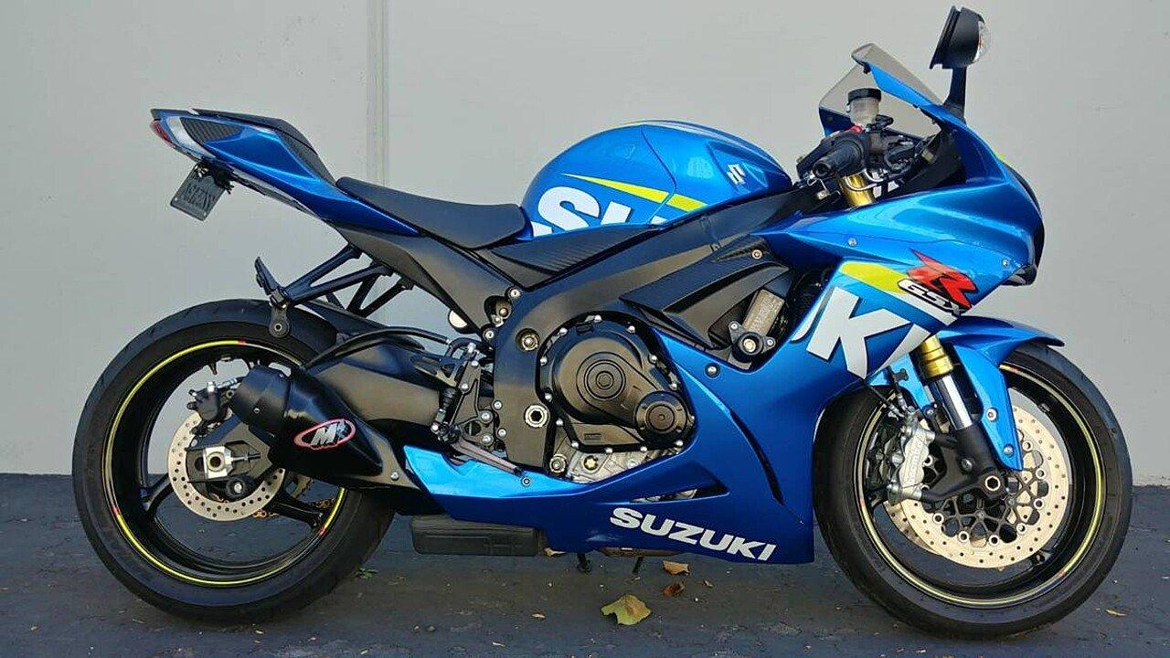 2015 Suzuki GSX-R750 for sale 200581782