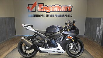 2015 Suzuki GSX-R750 for sale 200582025