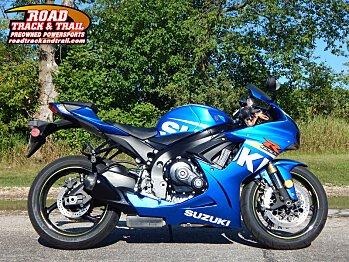 2015 Suzuki GSX-R750 for sale 200612448