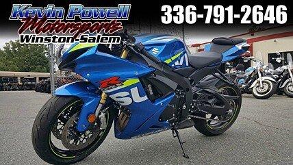 2015 Suzuki GSX-R750 for sale 200489583