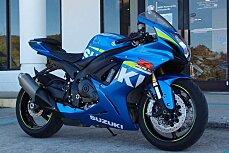 2015 Suzuki GSX-R750 for sale 200503886