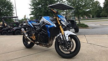 2015 Suzuki GSX-S750 for sale 200462777