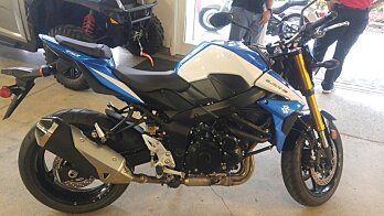 2015 Suzuki GSX-S750 for sale 200480932