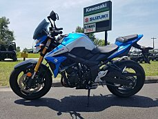 2015 Suzuki GSX-S750 for sale 200489987