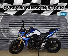 2015 Suzuki GSX-S750 for sale 200490892