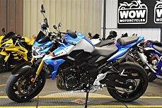2015 Suzuki GSX-S750 for sale 200495846