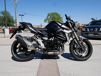 2015 Suzuki GSX-S750 for sale 200499734