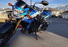 2015 Suzuki GSX-S750 for sale 200522503