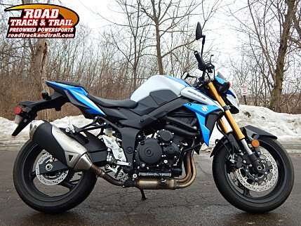 2015 Suzuki GSX-S750 for sale 200536574