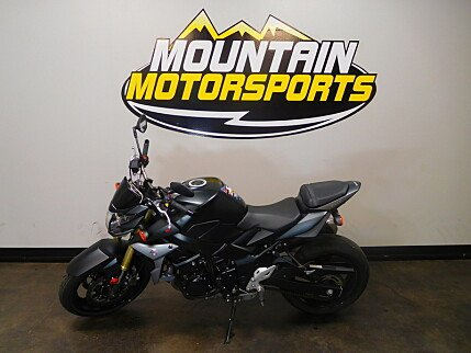 2015 Suzuki GSX-S750 for sale 200538431
