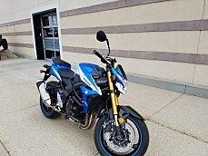 2015 Suzuki GSX-S750 for sale 200542960
