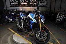 2015 Suzuki GSX-S750 for sale 200546602