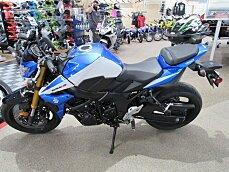 2015 Suzuki GSX-S750 for sale 200552824