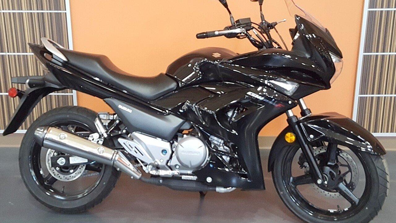 2015 Suzuki GW250 for sale 200349843