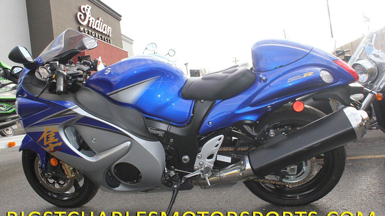 2015 Suzuki Hayabusa for sale 200515232