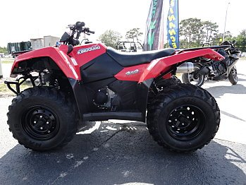 2015 Suzuki KingQuad 400 for sale 200449865