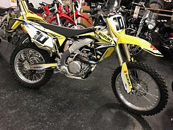 2015 Suzuki RM-Z450 for sale 200523145