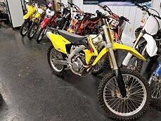 2015 Suzuki RM-Z450 for sale 200598919