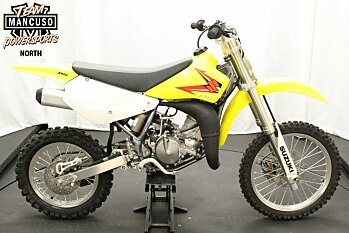 2015 Suzuki RM85 for sale 200438156