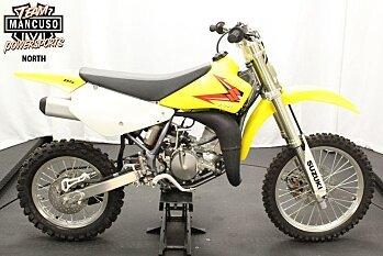 2015 Suzuki RM85 for sale 200438156