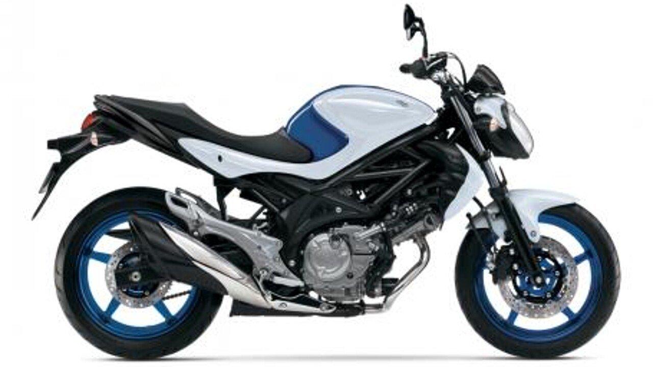 2015 Suzuki SFV650 for sale 200584879