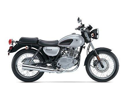 2015 Suzuki TU250X for sale 200458482