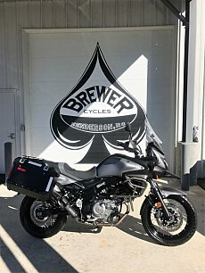 2015 Suzuki V-Strom 650 for sale 200640800