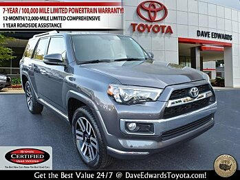 2015 Toyota 4Runner 4WD for sale 100904905
