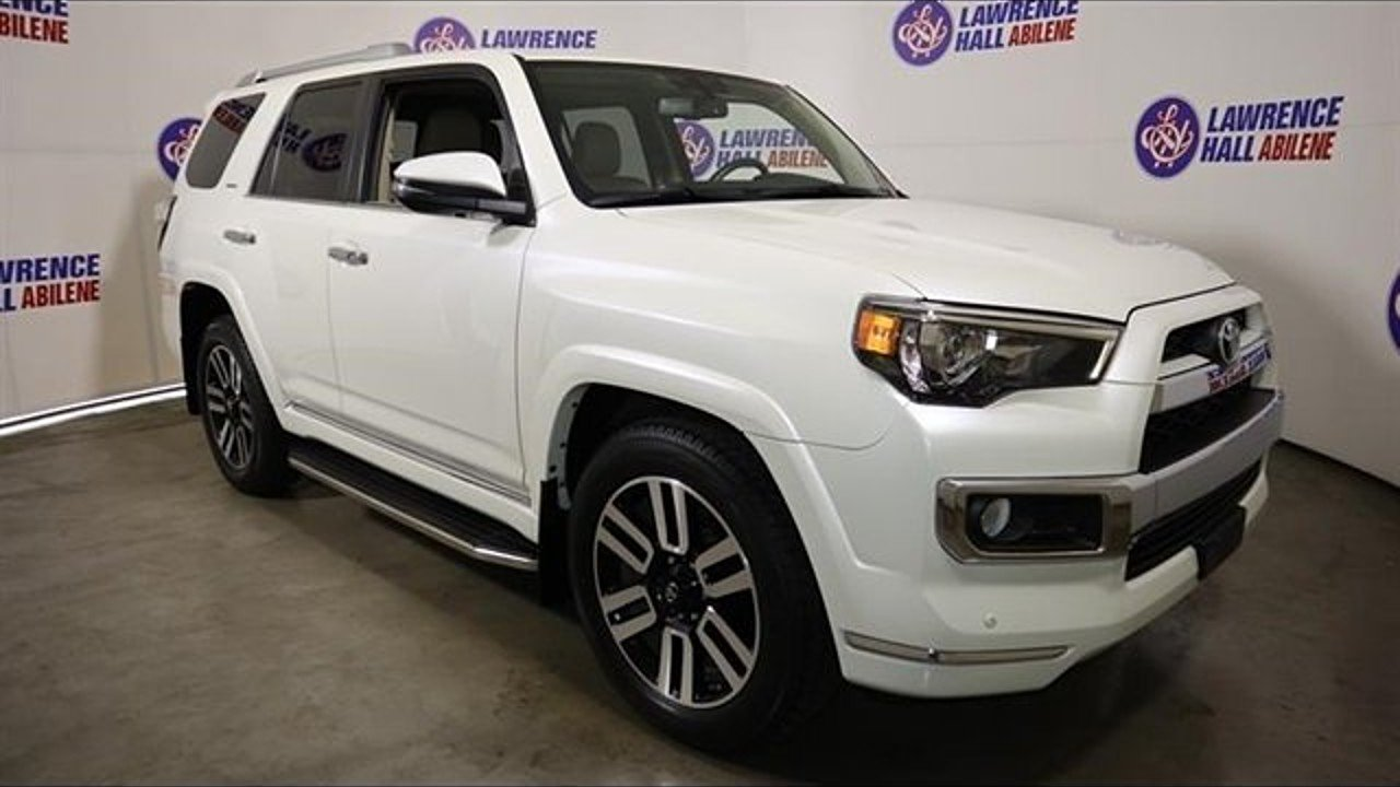 2015 Toyota 4Runner 2WD for sale 100919624