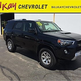 2015 Toyota 4Runner 4WD for sale 100873398