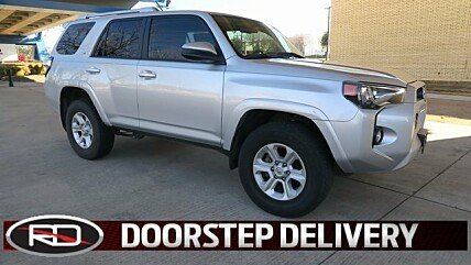 2015 Toyota 4Runner 4WD for sale 100934758