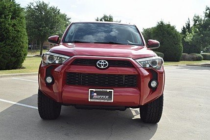 2015 Toyota 4Runner 4WD for sale 101001479