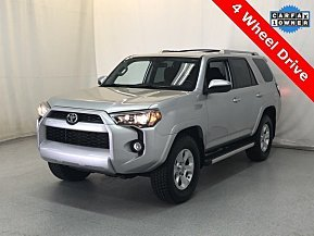 2015 Toyota 4Runner 4WD for sale 101006064