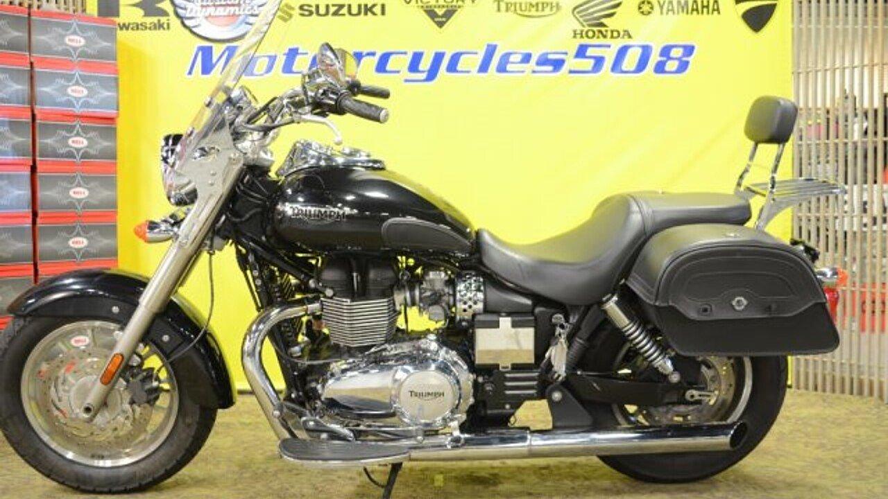 2015 Triumph America for sale 200610282
