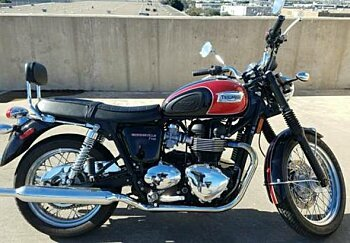 2015 Triumph Bonneville 900 for sale 200427814
