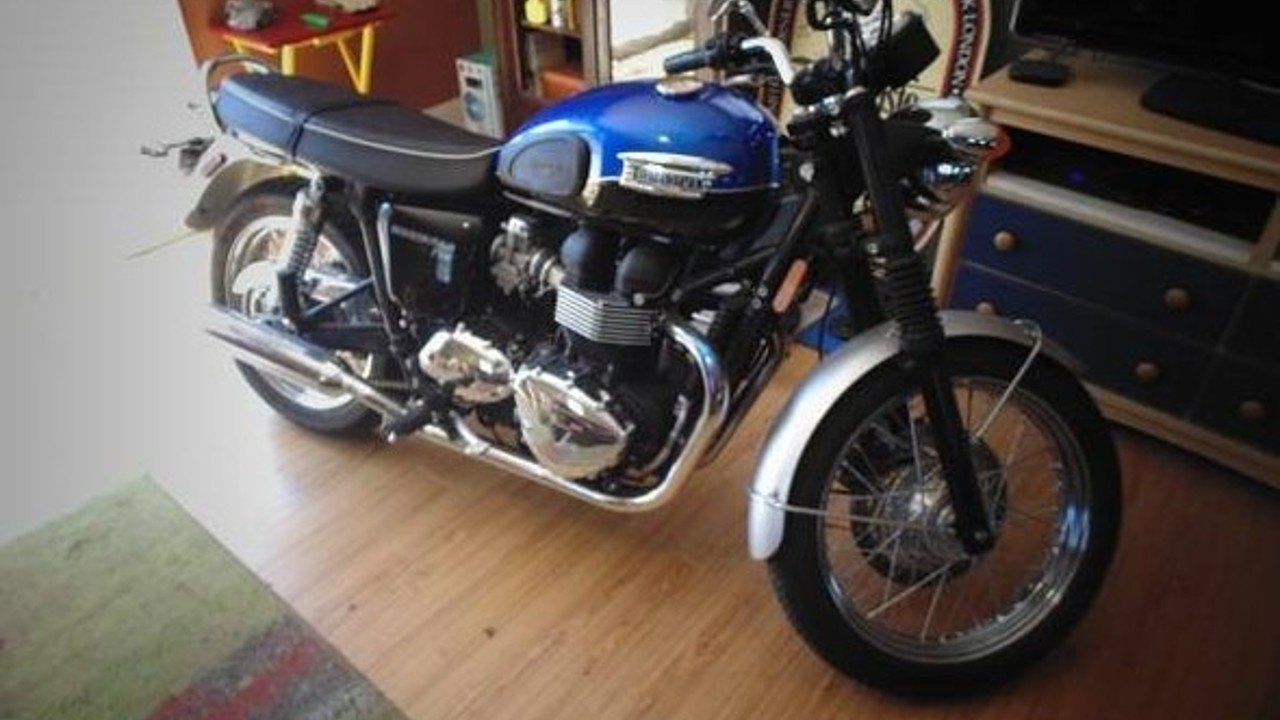 2015 Triumph Bonneville 900 T-100 for sale 200563662