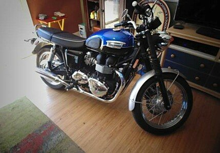 2015 Triumph Bonneville 900 T-100 for sale 200623789